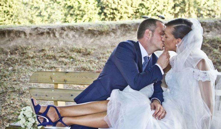 Il giorno del mio matrimonio, un sogno ad occhi aperti! E' stato tutto fantastico: l'emozione del giorno prima del matrimonio, quando saluti il tuo futuro sposo e sai che il momento in cui lo rivedrai sarà all'altare; la sera prima delle nozze,