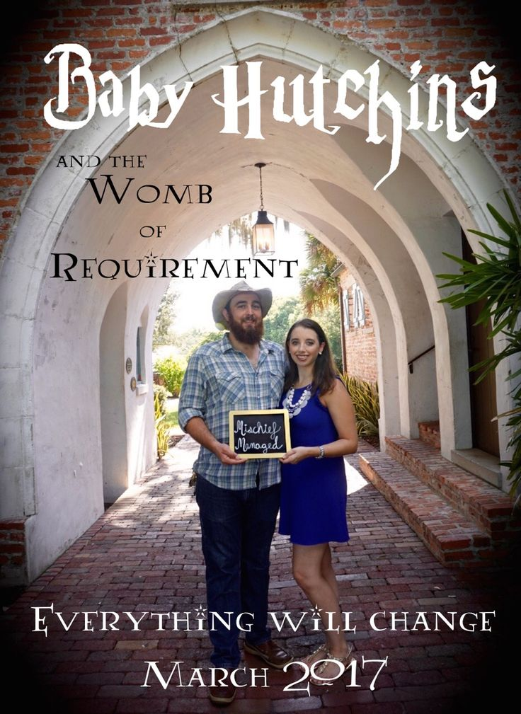 Our Harry Potter themed pregnancy announcement! 😆⚡️ #harrypotter #baby #pregnant #pregnancyannouncement #hp #photography #chalkboard #pregnancy #harrypotterpregnancy #harrypotterpregnancyannouncement