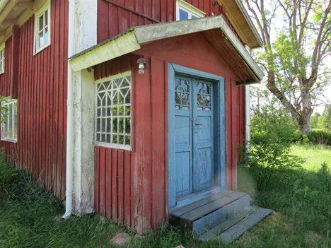 Doors - Välbevarad gård i Ljungby - Gård och Torp