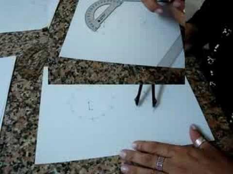 Clases de mandala: Dibujo Tecnico 2 - YouTube
