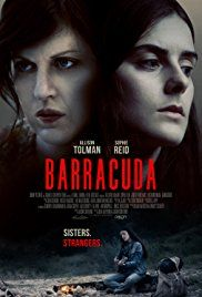 Barracuda (October 6, 2017) a suspense, drama film directed by Jason Cortlund, Julia Halperin. Written by Jason Cortlund. A strange woman comes to Texas to meet her half-sister and stake a claim to the family music legacy-one way or another. Stars: Allison Tolman, Sophie Reid, JoBeth Williams.