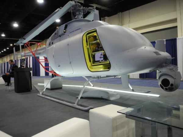 This Full-Size Helicopter Is Actually A Drone | Popular Science