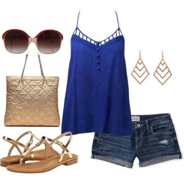 The Perfect thing to wear to go out in a summer day ~ Only Fashion