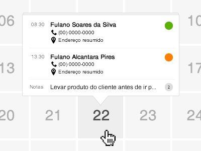 Studying a new ui calendar with CSS tooltip http://codepen.io/douglasevaristo/full/rdjcv