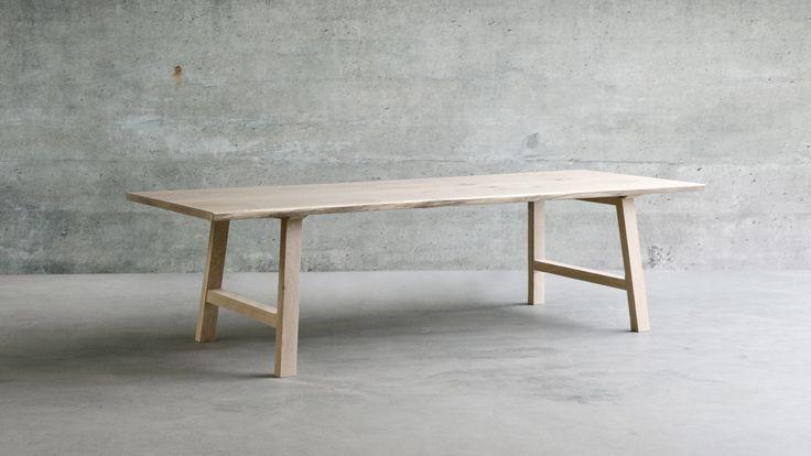 OAK by Nature - Massivt Egetræsbord