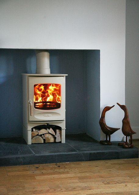 Charnwood C4 no fire surround