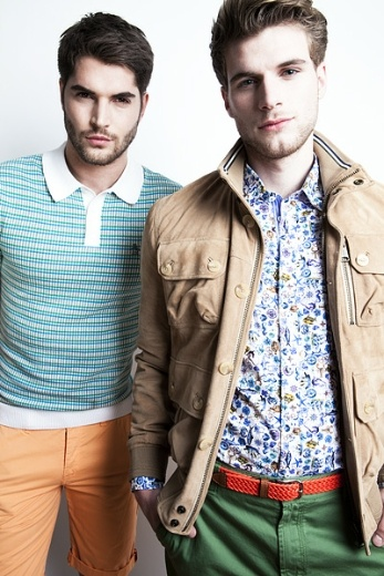 More summer styles from www.dailyxy.com  Grooming: Earl Simpson (Judy Inc)