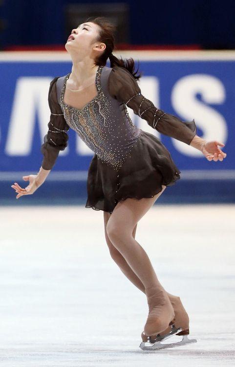 NRW Trophy 2012, Les Miserables -3 #김연아 #YunaKIM @yuna lee (dress rehearsal)