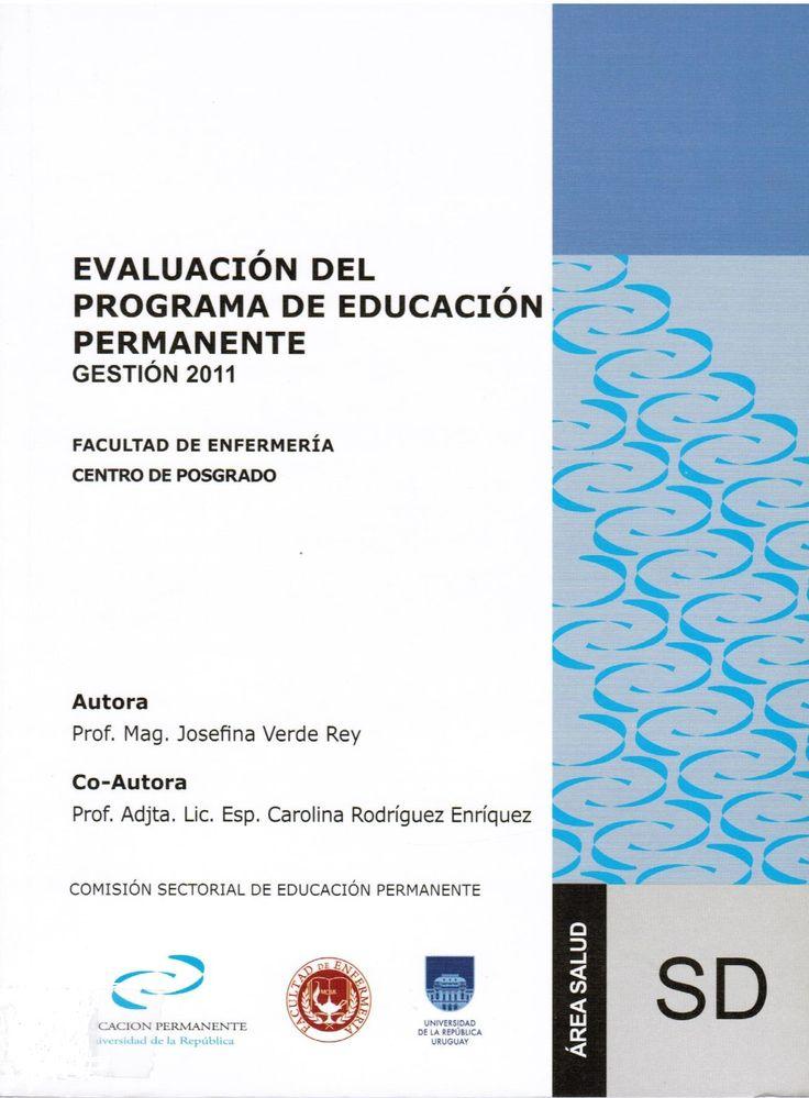 Verde Rey J, coord.  Atención integral de enfermería al diabético tipo 2. Montevideo: CSEP-UdelaR; 2013.