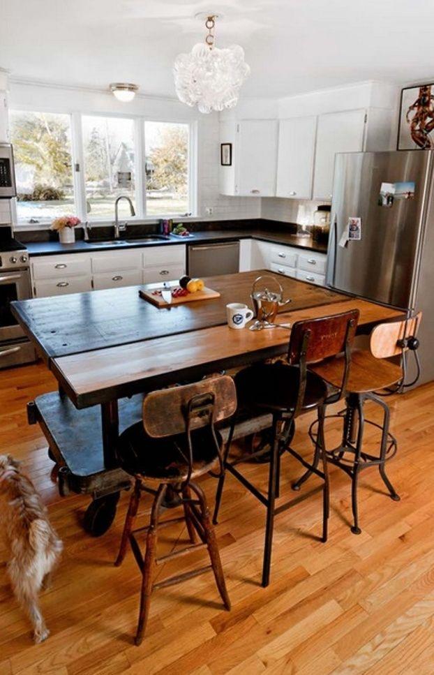 Kitchen Island Vintage 111 best kitchen island ideas images on pinterest | kitchen