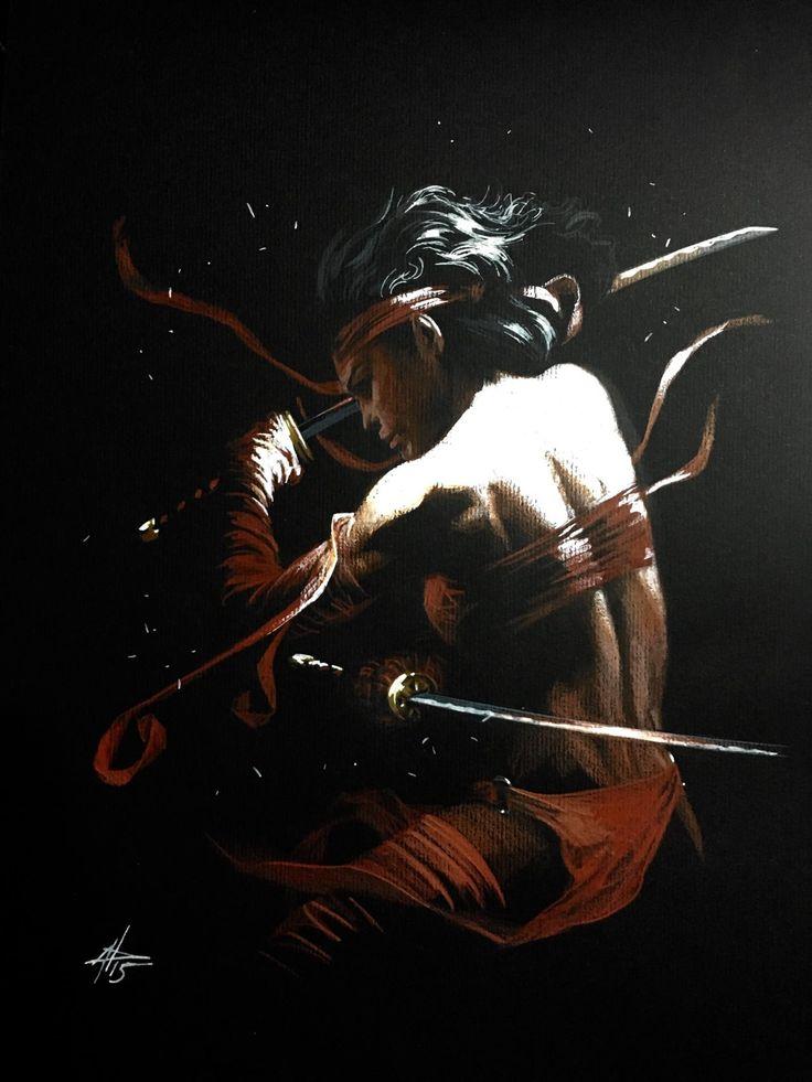Elektra by Gabriele Dell'Otto *