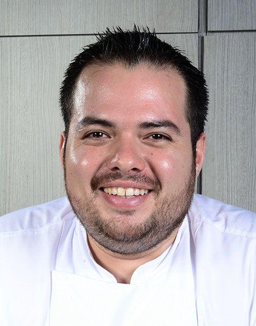 Chef Carlos Andrés Ibáñez