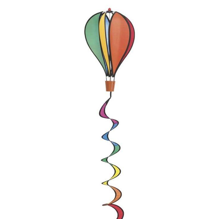 Ballon decoratie 'Hot Air Balloon Twist' | Speelgoed Kiki