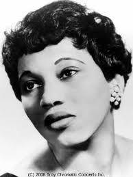 african american women in 1950s