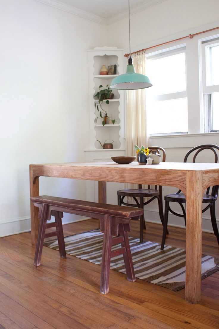 1333 best pretty spaces dining rooms images on pinterest home sweet functional style in a small 1950s asheville home cafe tableskitchen tablesdining tablesdining roomsasheville north carolinafarmhouse