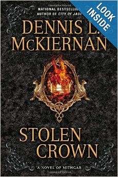 Lease Books F MCK | Stolen Crown: A Novel of Mithgar: Dennis L. McKiernan | http://library.acaweb.org/search~S17/?searchtype=t&searcharg=stolen+crown&searchscope=17&sortdropdown=-&SORT=D&extended=0&SUBMIT=Search&searchlimits=&searchorigarg=tstill+life+with+bread+crumbs: Leas Books, Books Jackets, Lea Books, Books February