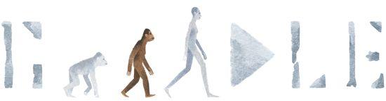 41ste verjaardag van Lucy (Australopithecus)