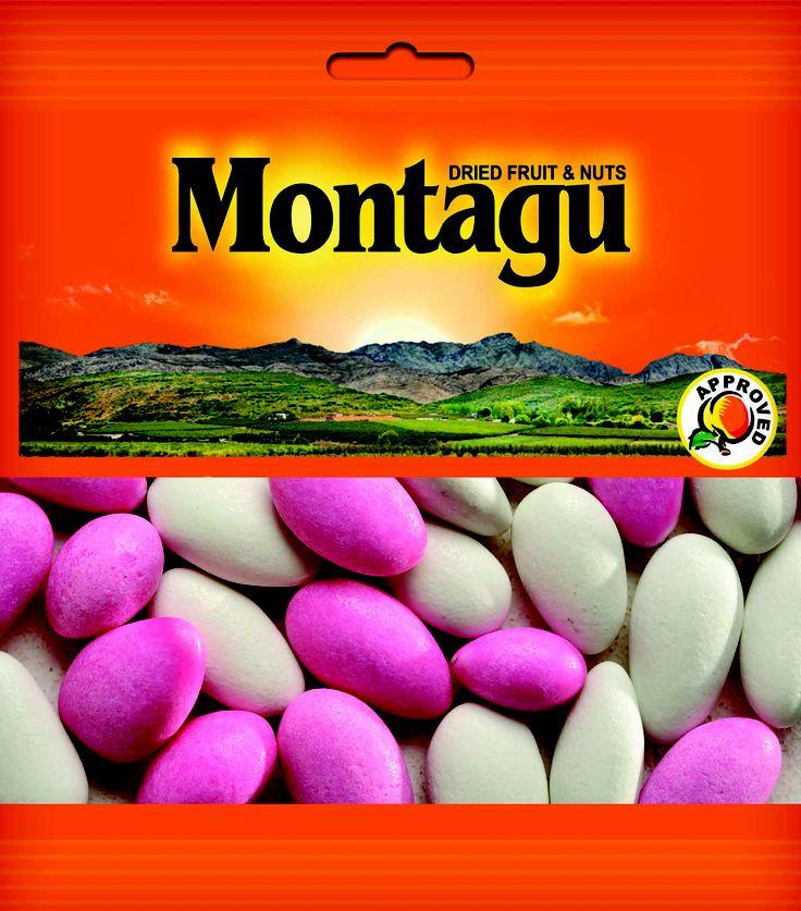 Montagu Dried Fruit - PINK & WHITE ALMONDS http://montagudriedfruit.co.za/mtc_stores.php
