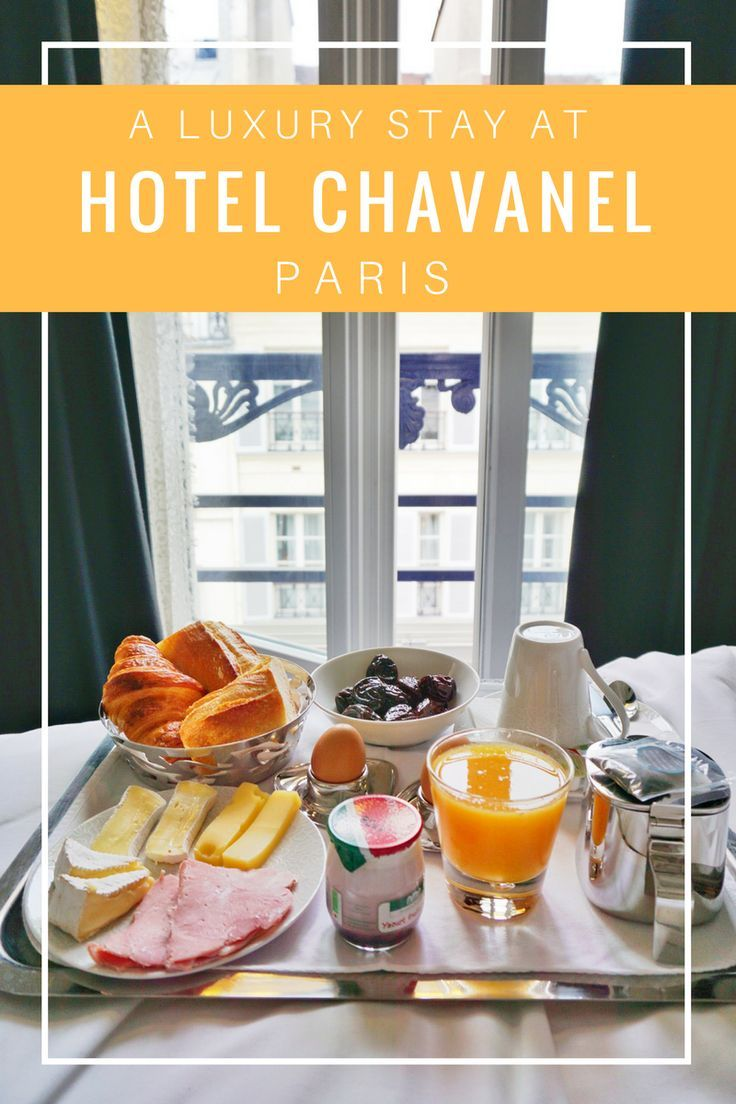 Where to Stay in Paris: Hotel Chavanel