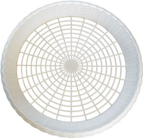Paper Plate Holders Picnic BBQ Plates Holder White Plastic 4 Piece New >>> Visit the image link more details.