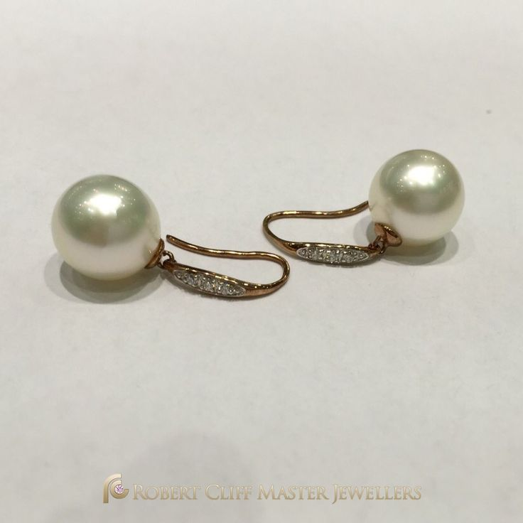 Surprise her with these stunning #pearl #earrings or tag him to drop a hint wink emoticon