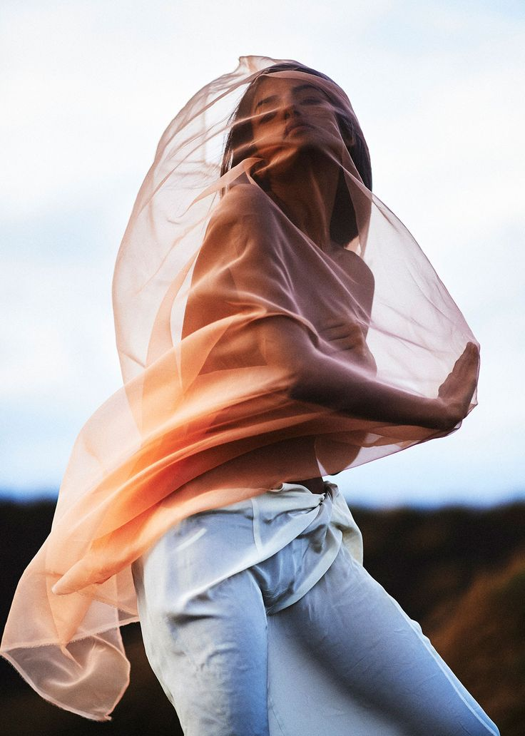 This poignant editorial from Benjamin Askinas with bewitching prose by Kirsten Judson Knight reminds us of the power of nature to inspire metamorphosis. #Nature #Feelings #Fashion