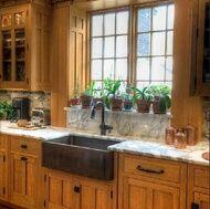 Kitchen: Cabinets, Dreams Kitchens, Window, Kitchens Ideas, Farms Sinks, Country Kitchens, Farmhouse Sinks, Mission Style Kitchens, Kitchens Sinks