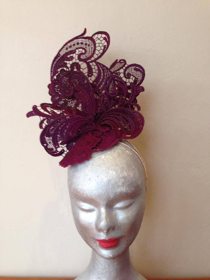 Stiffening Guipure Lace - How To Make Hats Millinery Classes | Hat Academy
