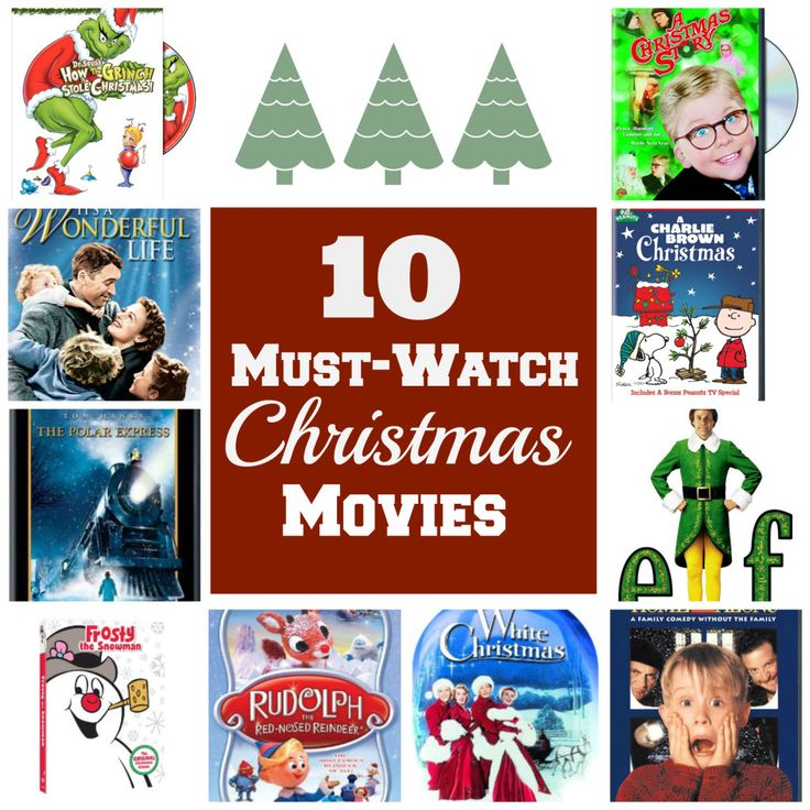 Some of my ultimate favorite Christmas flicks!  Great list - and most of them are 50% off right now!  Great time to stock up!