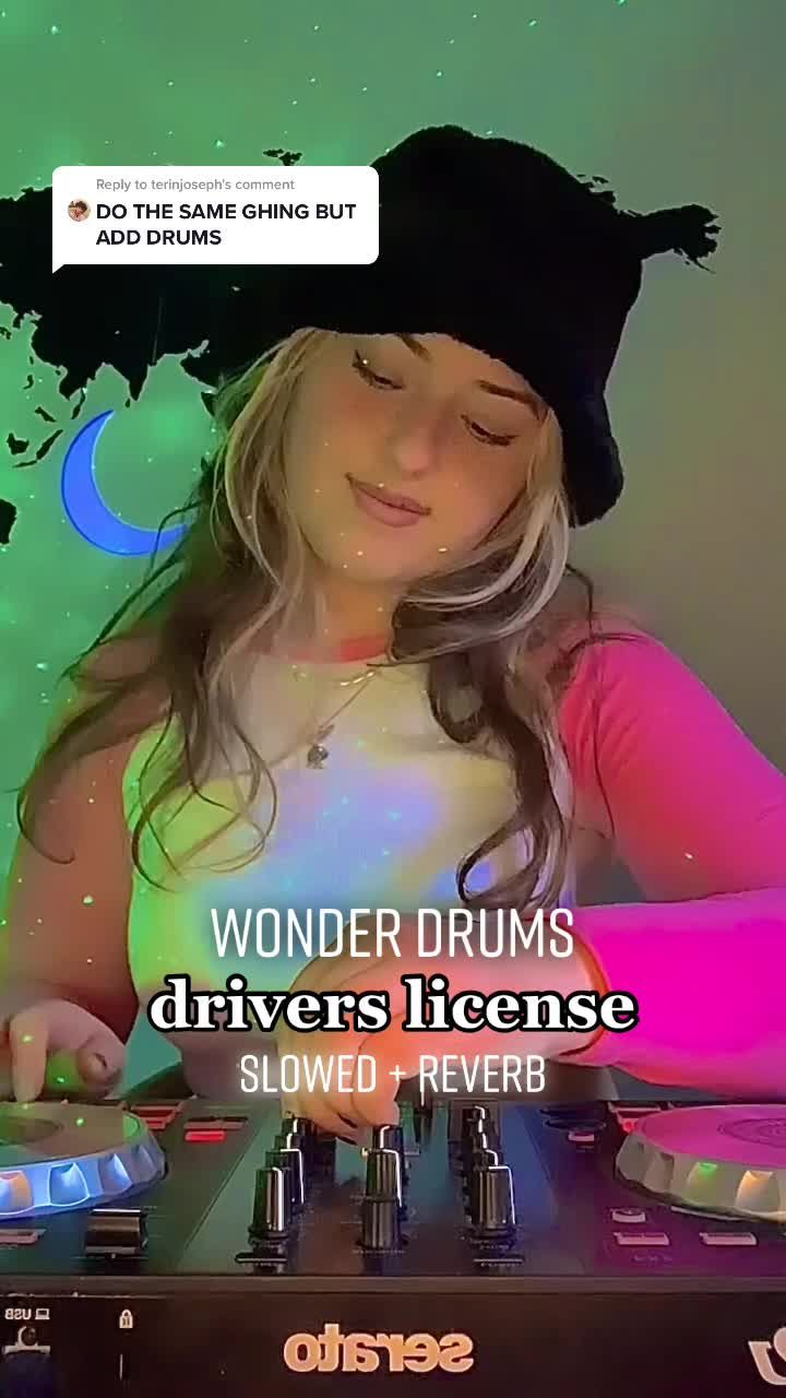 Dj Lilli Itsllilli Tiktok Watch Dj Lilli S Newest Tiktok Videos In 2021 Drivers License Fun Facts Tiktok Watch