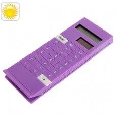 Solar Calculator with Clip Function(Purple) calculator | calculator tricks | calculator cake | calculator practice | calculator storage classroom | Wedding Party Drink Calculator | Roulette Calculator | Precious Metal Calculator Pro | Calculators | calculator | calculators |