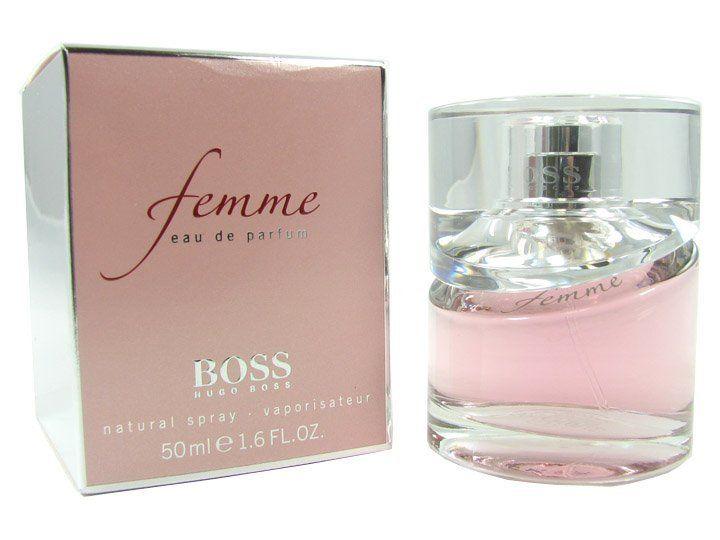 """Hugo Boss """"Femme"""" - sweet, light, young"""