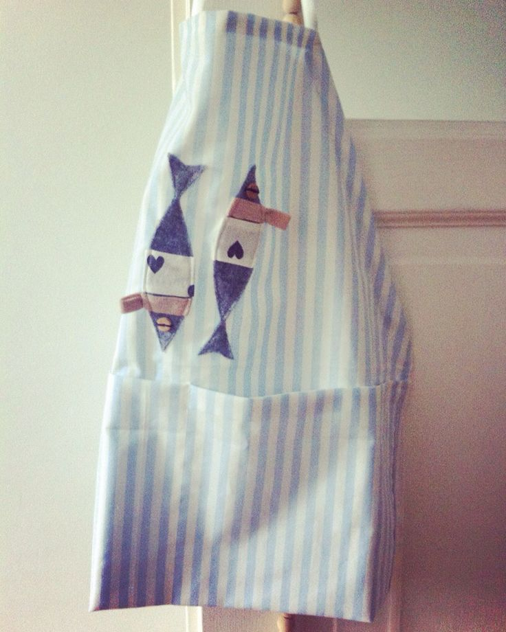 Little apron for a little chef! :)