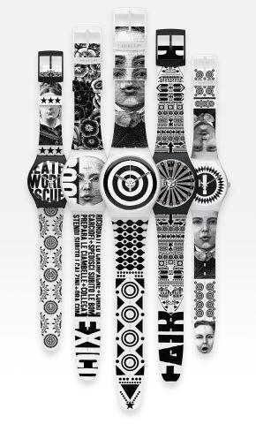 very nice black and white designs!