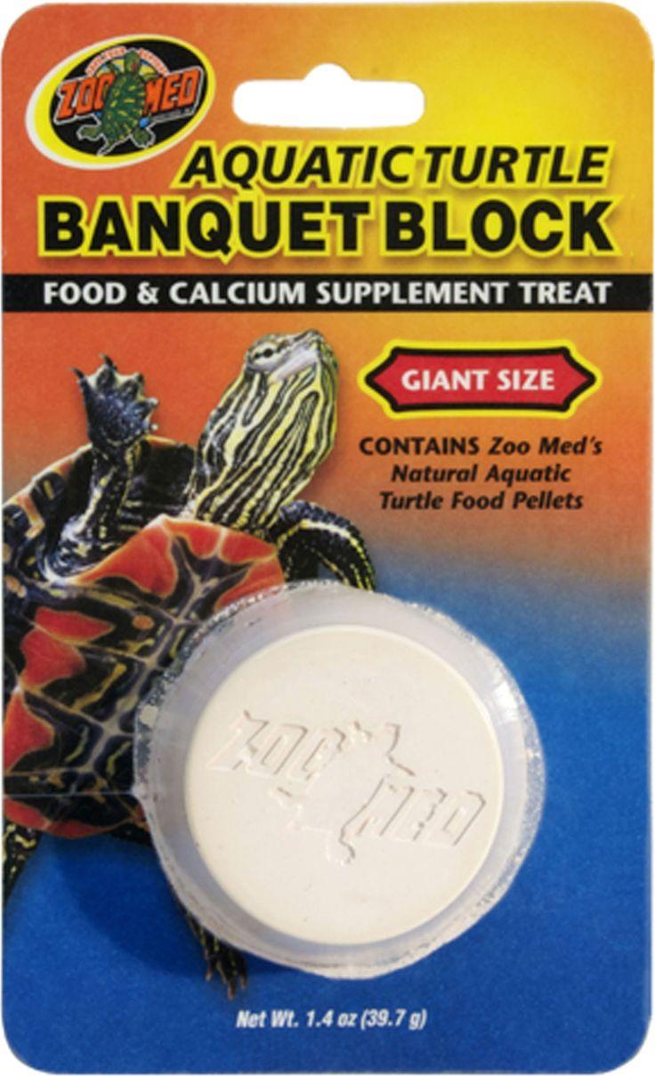 Warning turtles amp tortoises inc - Aquatic Turtle Banquet Block