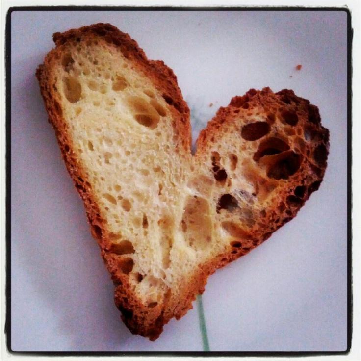 Il pane di Matera... Buonissimo!