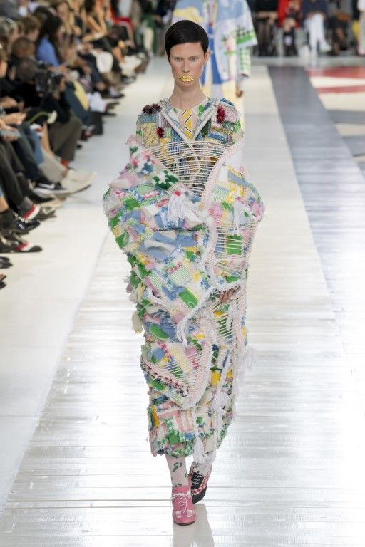 cee3b72081e Thom Browne Spring Summer 2019 Ready-to-Wear Collection - Paris ...