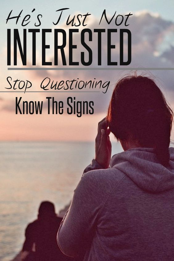 Dating tips 5 signs he is interested