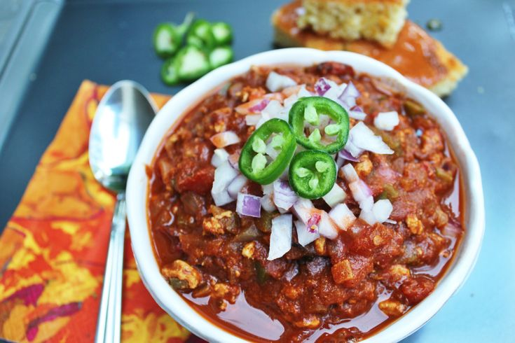 The best chili recipe that is easy to make, freezer friendly, and Whole 30 compliant.