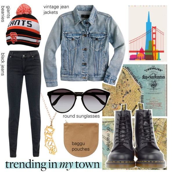 """""""Trending in My Town"""" by polyvore-editorial ❤ liked on Polyvore"""