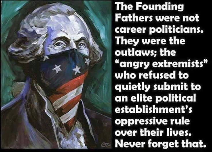 America's foundation....