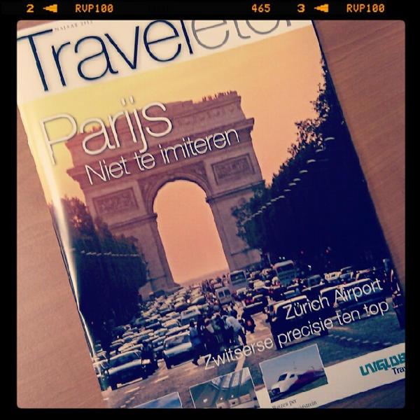Travel etc. Het exclusieve magazine voor reizende ondernemers, managers en al diegenen die zich bezig houden met zakenreizen. Ieder kwartaal voor alle relaties.