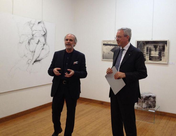 Accademia Aperta, collettiva a cura di Omar Galliani, VS Arte, 13:07:2017 - 26