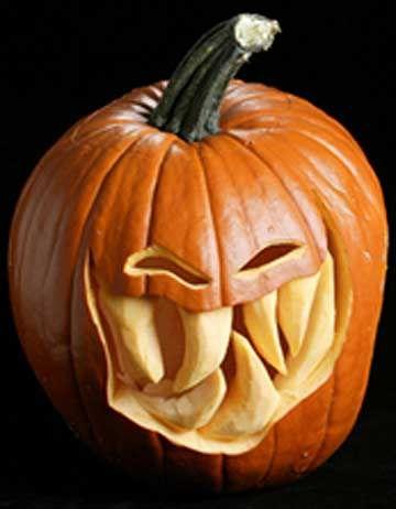 Amazing pumpkin carvings......