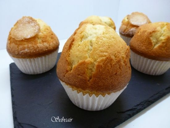 Magdalenas de xavier barriga thermomix y horno bollos galletas y pastas pinterest thermomix - Cake surprise thermomix ...