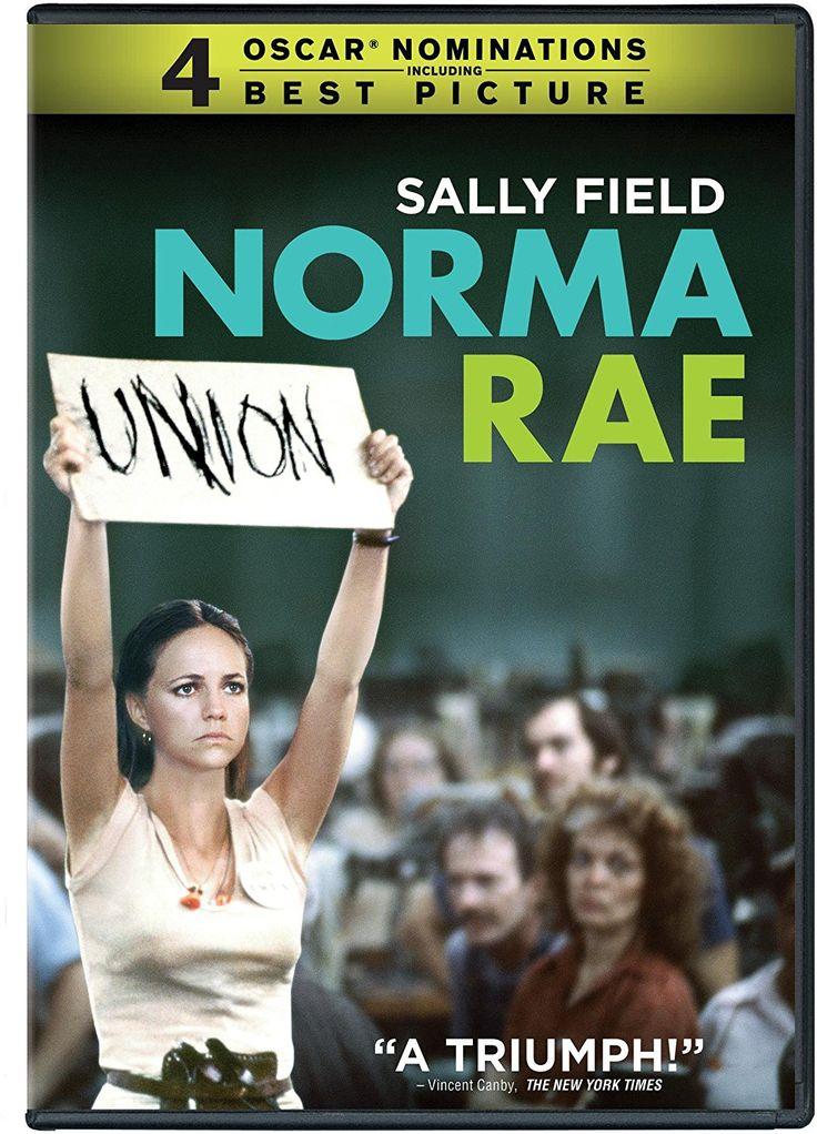 Norma Rae Movie Poster | Amazon.com: Norma Rae: Sally Field, Beau Bridges, Robert Broyles ...