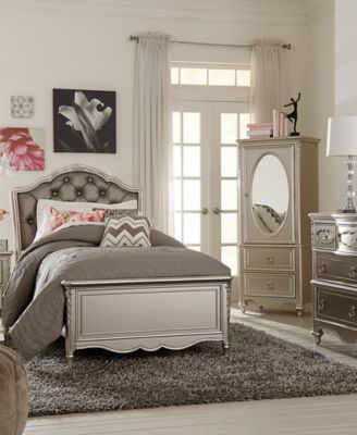 majestic kid 39 s bedroom furniture collection emily rose