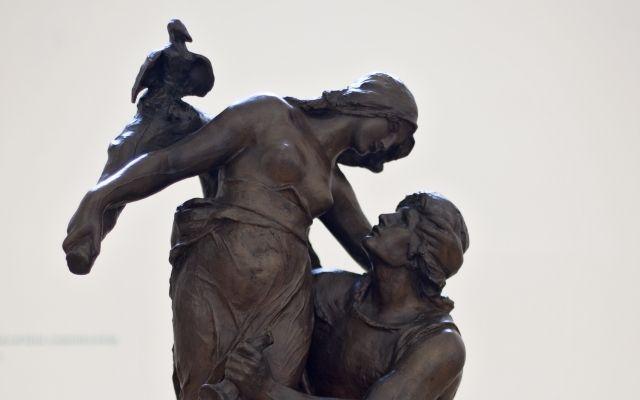 Neklidná figura – Exprese v českém sochařství
