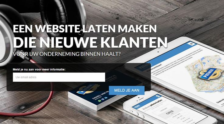 PreHek Internet Media   Een website laten maken?
