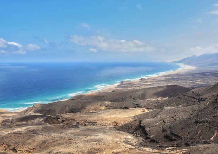 El Cofete. In viaggio a Fuerteventura